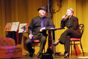 One of my recent concerts co-starring vocalist Maud Hixson